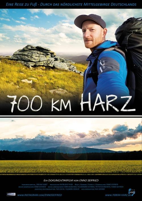 Filmplakat 700 KM Harz