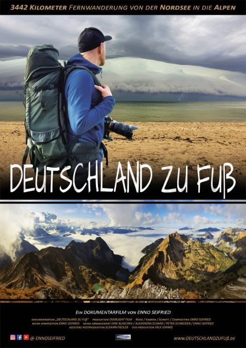 Filmplakat Deutschland zu Fuß